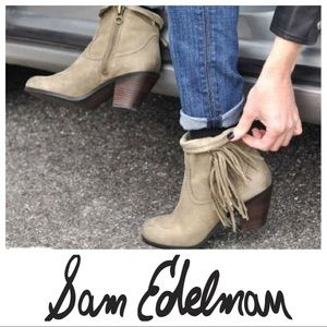 Sam Edelman Louie Booties